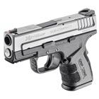 "Springfield Armory XD MOD.2 Sub-Compact Bi-Tone 3.3"" Steel Hammer Forged Barrel Chambered in .45 ACP Fiber Optic Front and White Dot Low Profile Rear Sights 9 Round and 13 Round Extended Magazines"