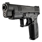 "Springfield Armory XDM 4.5"" Steel Hammer Forged Match Grade Barrel Chambered in 9mm Match Grade Trigger Steel Dovetail White 3 Dot Front and Rear Sights 19 Round Magazine"