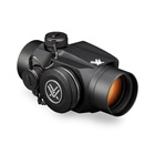 Vortex Optics Sparc II Red Dot Sight 2 MOA Reticle Fully Multi-Coated Lens Nitrogen Gas Purging Fogproof Waterproof Shockproof Lightweight Compact Multi-Height Chassis Hard Anodized Matte Black Finish