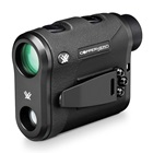 Vortex Optics Copperhead 1500 Yard Rangefinder 6 x Magnification 22mm Objective Lens Diameter Fully Multi-Coated Rugged Waterproof Design HCD LOS Angle Compensation Technology Red Illuminated Display